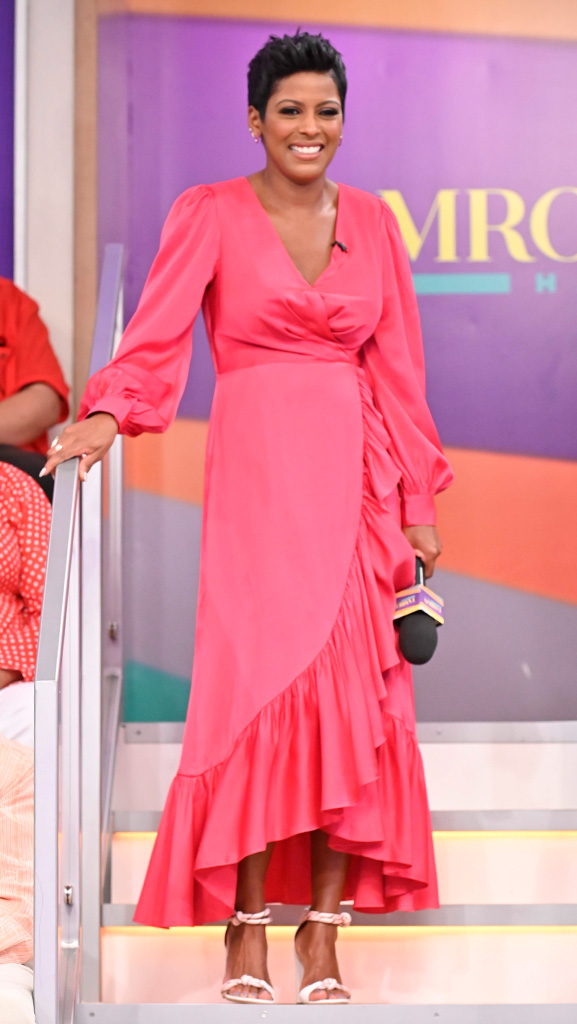 Dress by Sachin and Babi // Shoes by Jimmy Choo // Earrings by APM