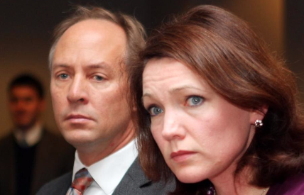 Sandy Hook Parents Nicole Hockley and Mark Barden