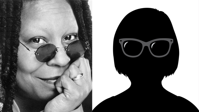 Whoopi and Mystery Guest