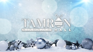 """Tamron Hall"" Holiday Show"