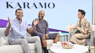 "Karamo Brown and Tamron Hall on ""Tamron Hall"""