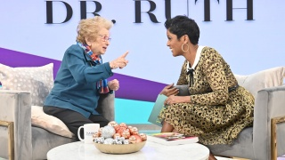 "Dr. Ruth on ""Tamron Hall"""