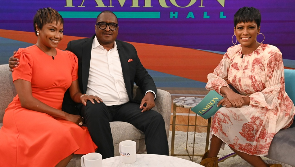 "Mathew Knowles on ""Tamron Hall"""