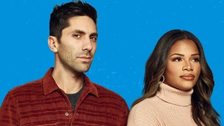 Nev Schulman and Kamie Crawford