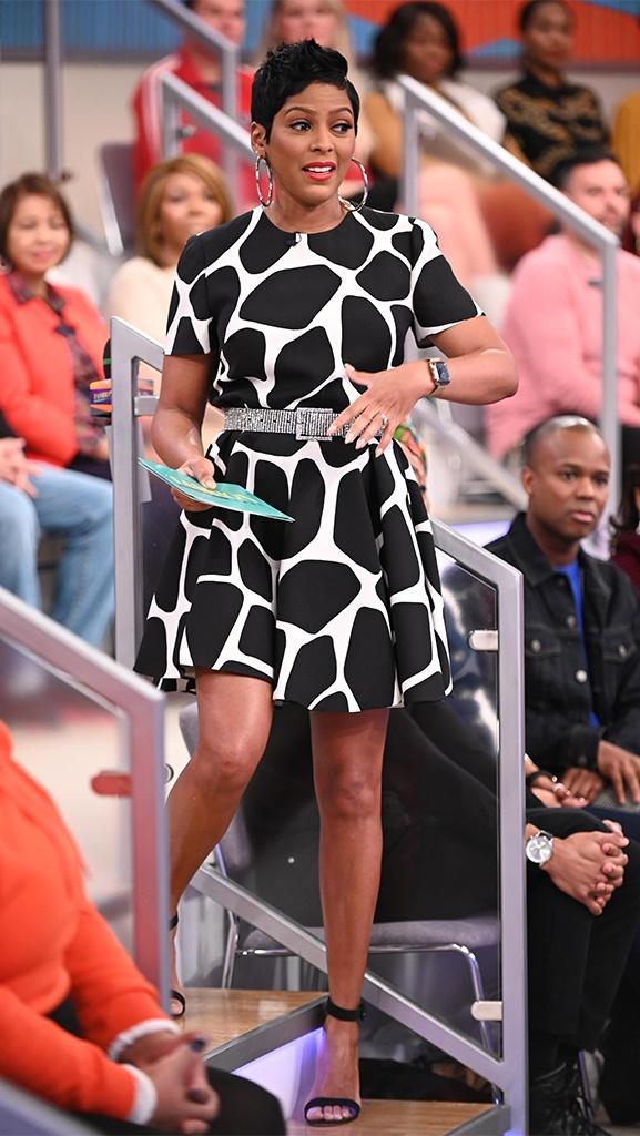 Dress by Valentino // Shoes by Manolo Blahnik // Earrings by Jennifer Fisher