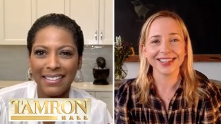 """Lecy Goranson Talks """"The Conners"""" & """"The Last Dance"""""""