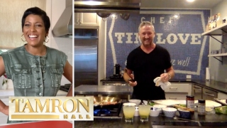 Chef Tim Love Makes Tasty Slow Cooker Quesadillas