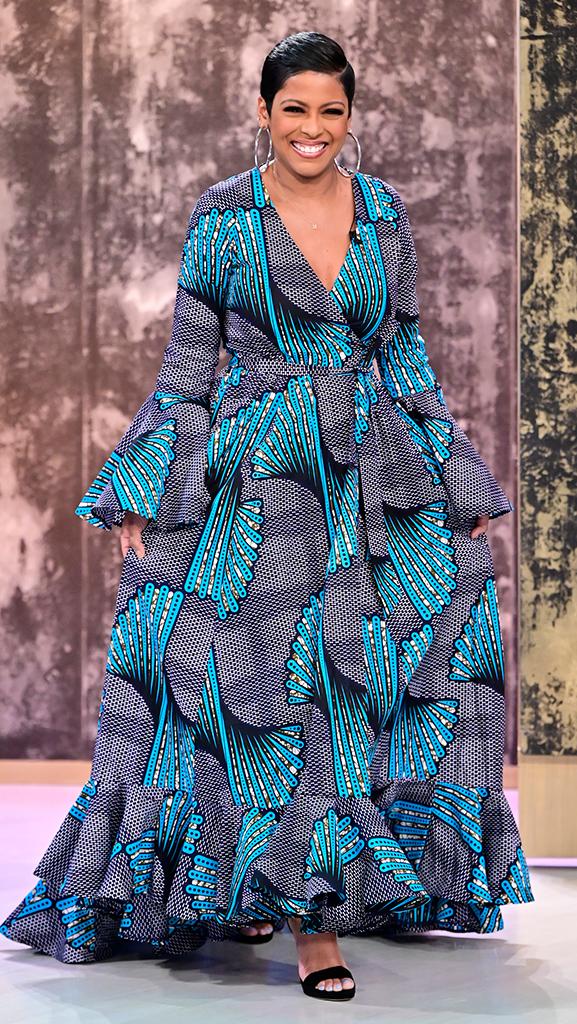 Dress by Demestik // Shoes by Jimmy Choo // Earrings by Jennifer Fisher