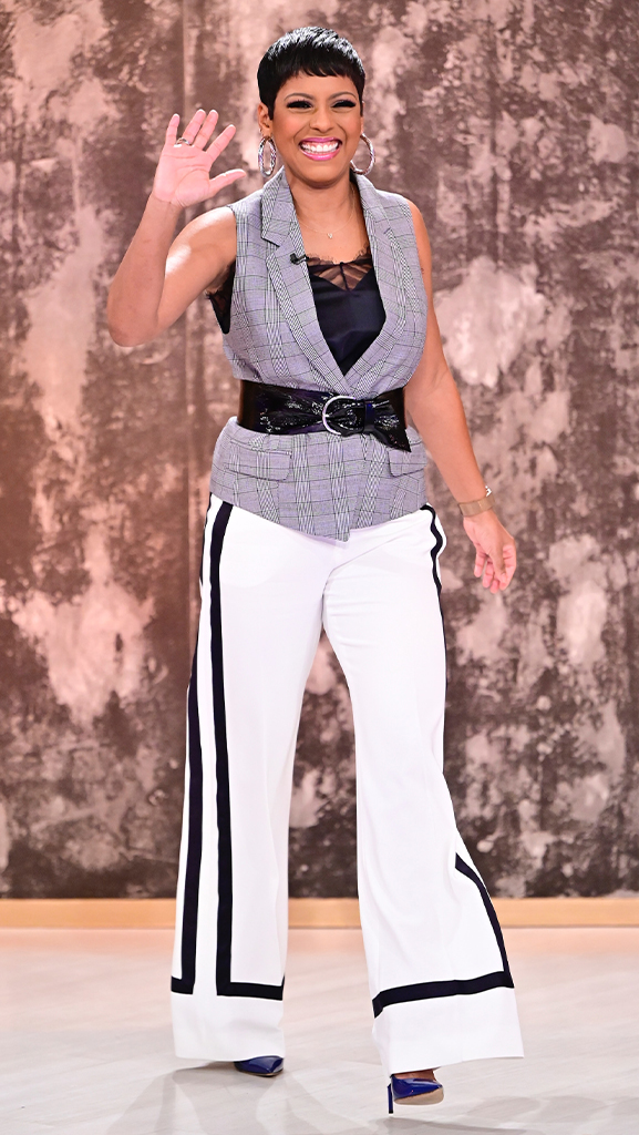 Vest by Michael Kors // Cami by CAMI // Pants by Max Mara // Shoes by Jimmy Choo