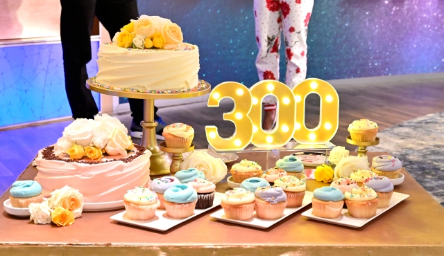"Tamron Hall celebrates 300 episodes of ""Tamron Hall"" Show!"
