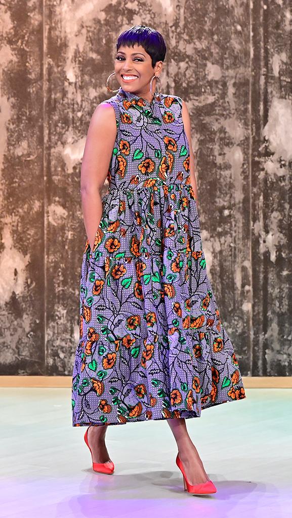 Dress by Demestik // Shoes by Gianvito Rossi // Earrings by Dazzle Jewelry